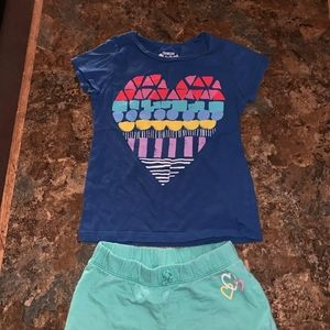 Shorts outfit mix